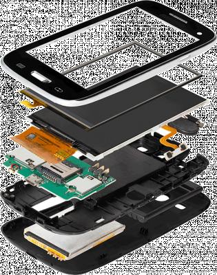 Servis mobilnih telefonov in tablic vseh znamk