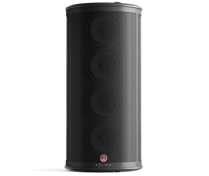 Professional wireless sound system KOLIBRI 360