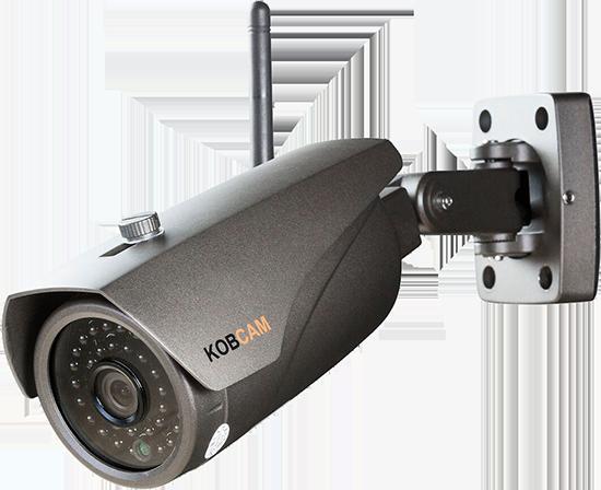 KOBCAM K-30 HD – Outdoor Wi-Fi smart waterproof camera